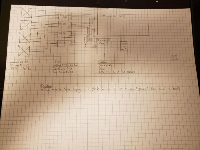 Draft wiring diagram